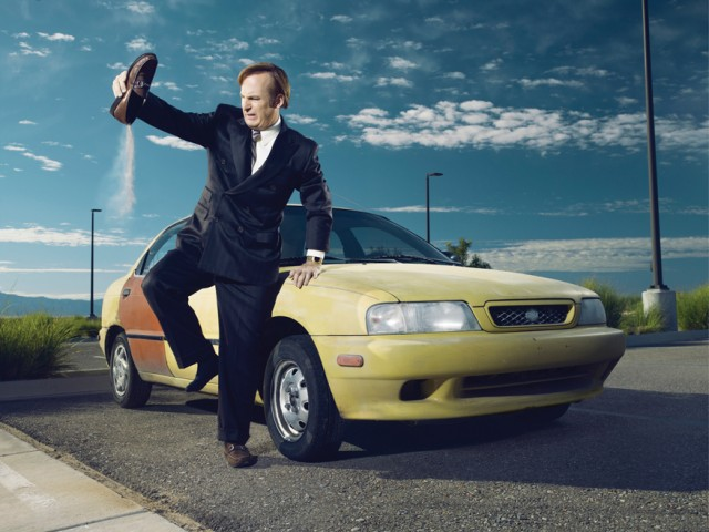 Voiture Saul Goodman Sable Chaussure