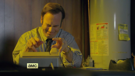 "Better Call Saul Trailer ""Danger Zone"""