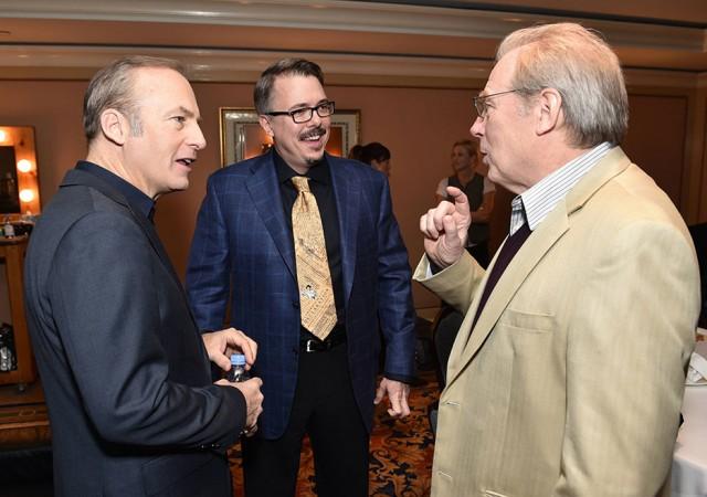 Bob Odenkirk, Vince Gilligan, Michael McKean