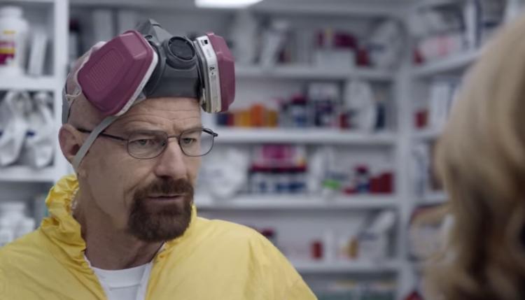 Heisenberg Superbowl