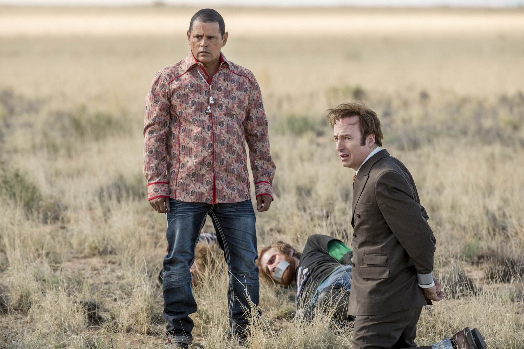 Tuco Salamanca & Jimmy McGill