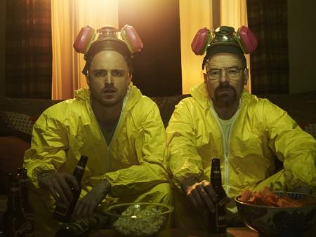 Walter White & Jesse Pinkman