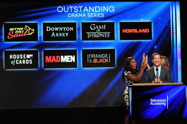 Nominations Emmy Awards 2015