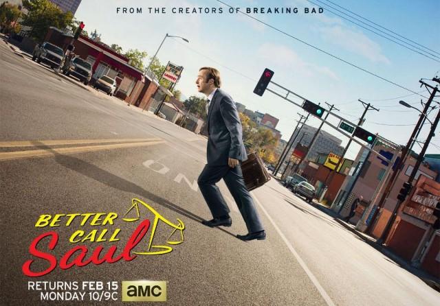 Affiche de la saison 2 de Better Call Saul