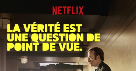 Zoom affiche saison 2 Better Call Saul