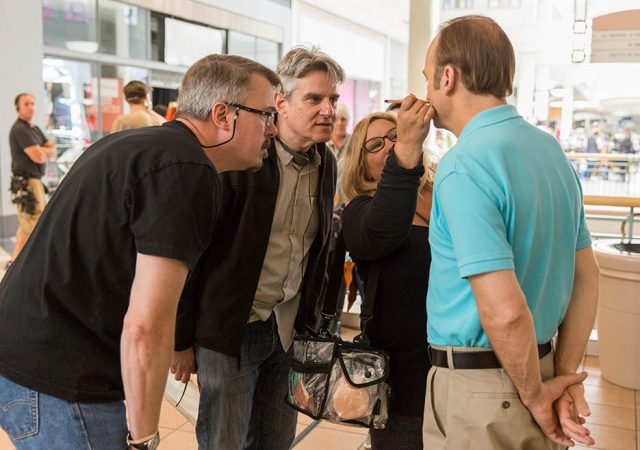 Vince Gilligan, Peter Gould, Bob Odenkirk