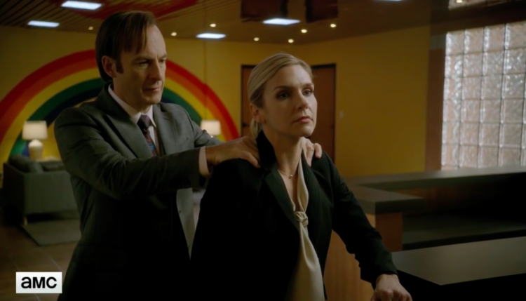Jimmy Mc Gill & Kim Wexler