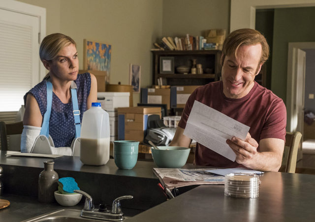 Better Call Saul Saison 4 Kim et Jimmy