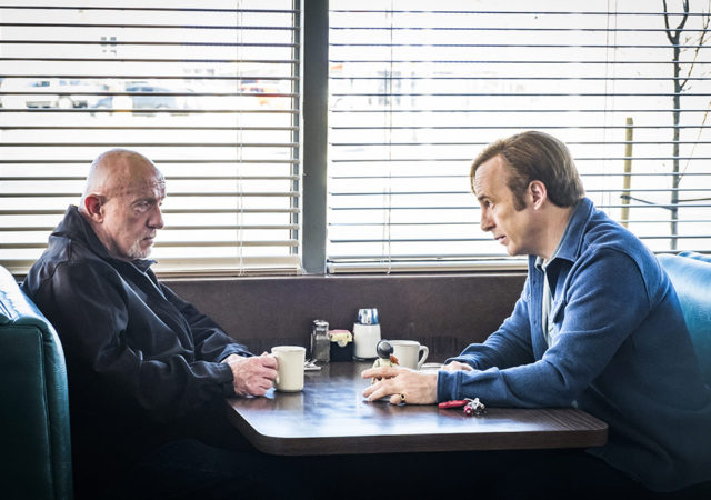 Better Call Saul Saison 4 Saul et Mike