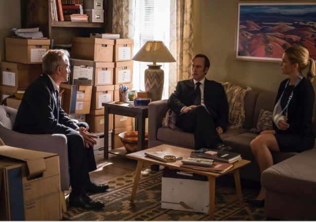 Better Call Saul Saison 4 Howard Hamlin Kim et Jimmy