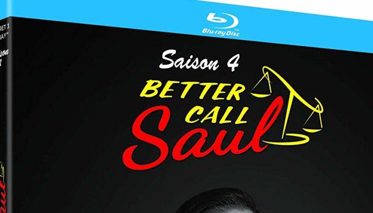Better Call Saul Saison 4 DVD Bluray