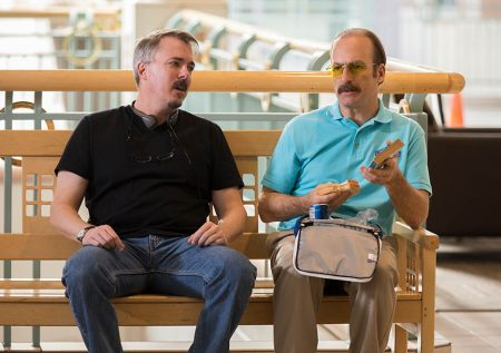 Vince Gilliban & Bob Odenkirk