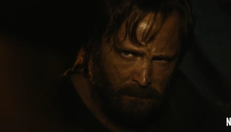 Jesse Pinkman - El Camino A Breaking Bad Movie